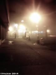 Phantom in the Mist