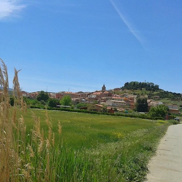 Navarrete, Camino de Santiago