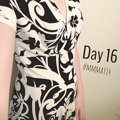 5/16 #mmmay14 Cake Patterns Tiramisu Dress. Had major fitting issues with this pattern but love wearing these dresses. Also, anyone else getting tired of taking selfies?? Don't know how the fashion bloggers do it every damn day. #sewing #diyordie #handmad