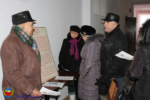 Конференция Светловодской городской организации Партии Пенсионеров Украины 28 января 2014 г. (9)