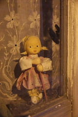 Puppe, blond / Doll, blonde I