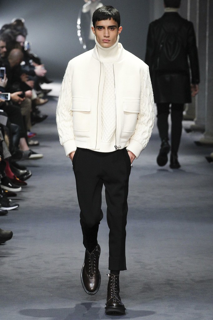 FW15 Milan Neil Barrett015(VOGUE)