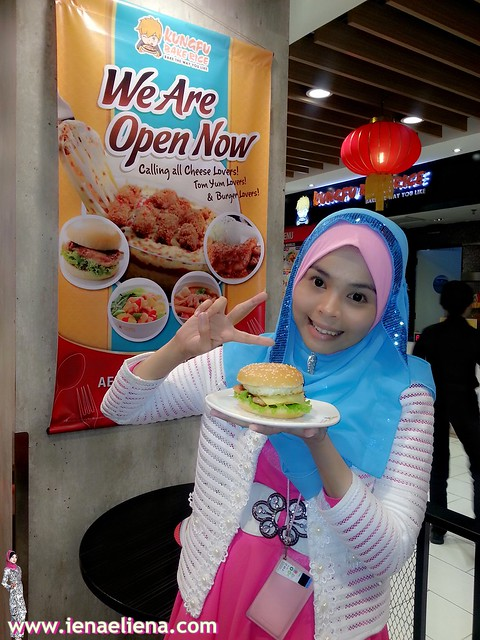 Kungfu Burger - RM7.90