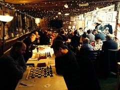 Muswell Hill Rapidplay Chess at the Clissold Arms