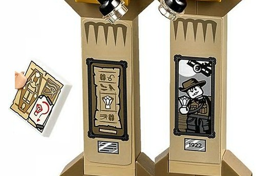 75900 Mummy Museum Mystery Johnny Thunder