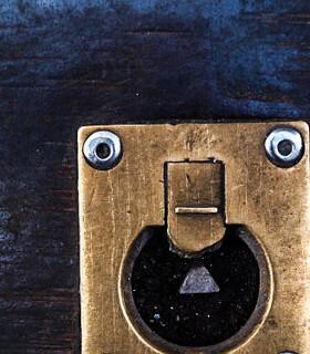 brass face