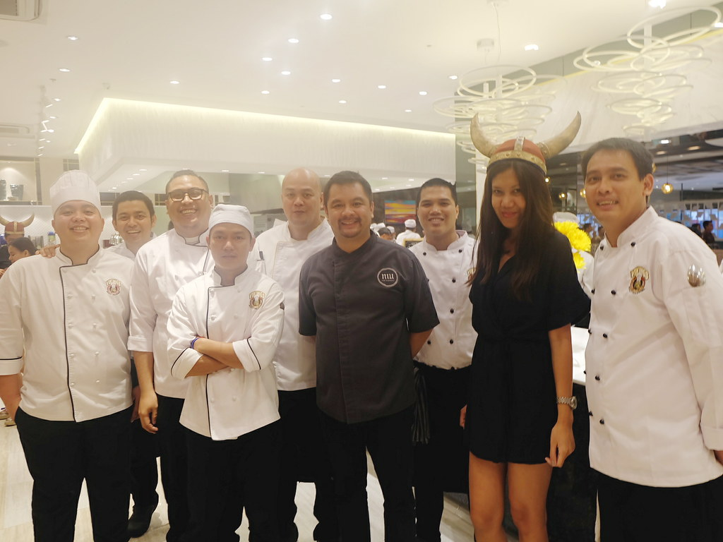 vikings cebu opening promo chef anton abad