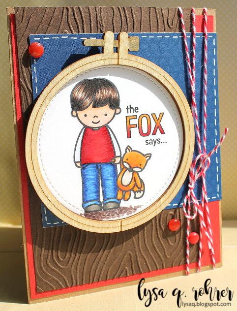 the fox says...
