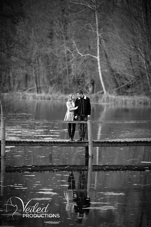 Why we love engagement shoots - Christina and Dan Engagement Photoshoot at The Great Barn, Aynho