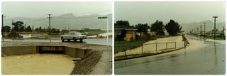 Upper Hutt Flooding, May 1981