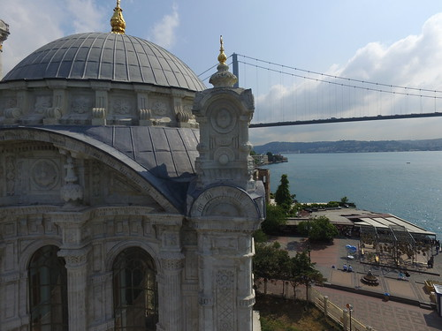 Ortaköy Camii közelebbről