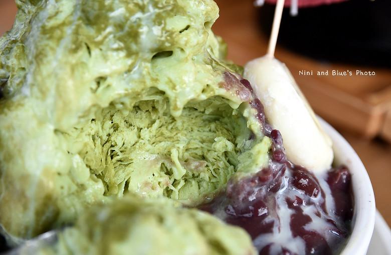 台中一中街霜府美食冰品小吃豆花仙草雪花冰抹茶珍奶24