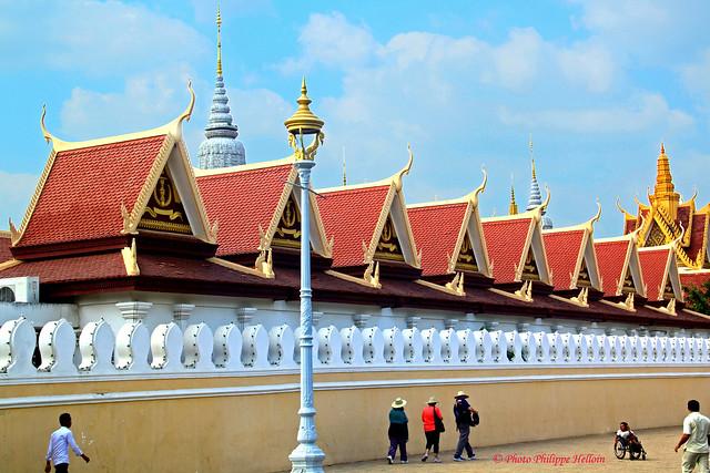IMG_1548 ² Phnom Penh ©   enceinte du Palais Royal