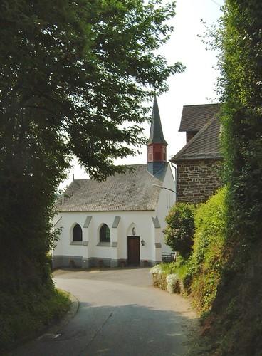 5. Außenansichten Kapelle
