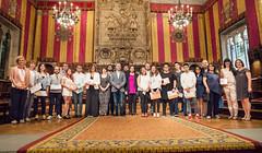 dc., 22/06/2016 - 15:18 - L'alcaldessa lliura els premis FP Emprèn 2016
