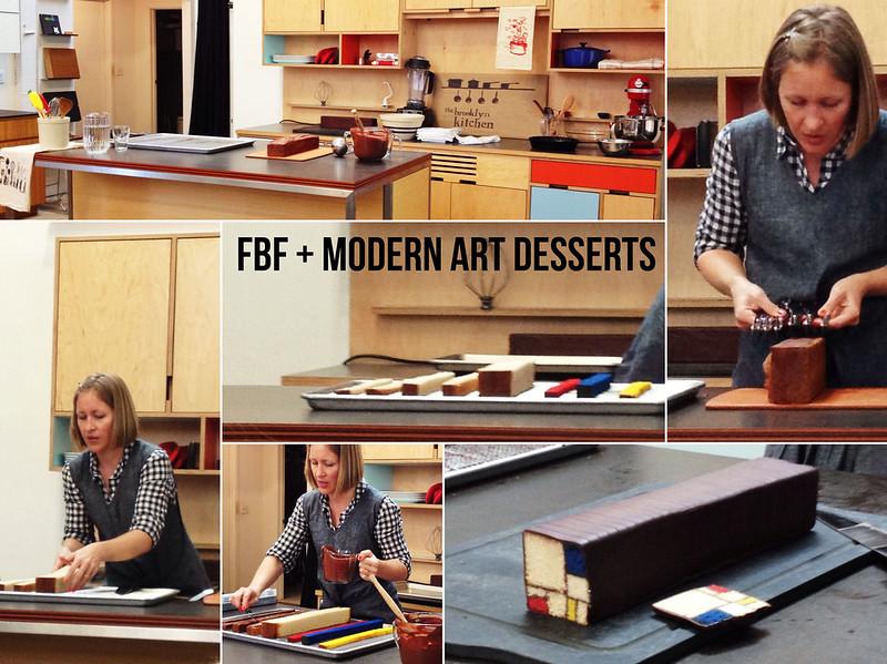 05 - Modern Art Desserts