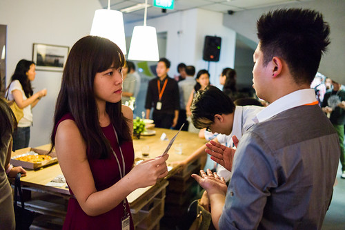 UCP forces participants to hone their networking skills, an invaluable asset in business.