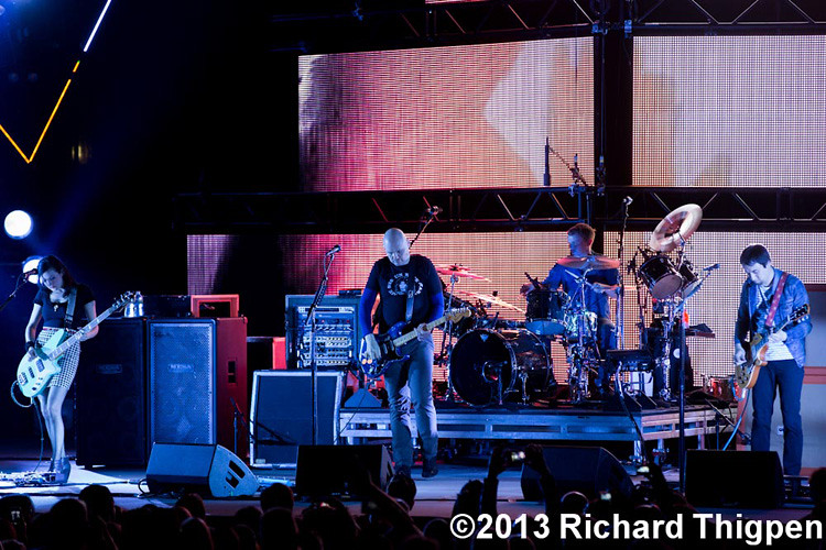 @ Time Warner Cable Uptown Amphitheatre, Charlotte, NC - 05-08-13
