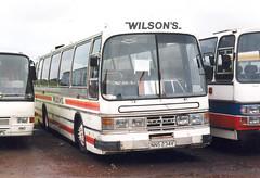 Wilson's Coaches, Carnwath.