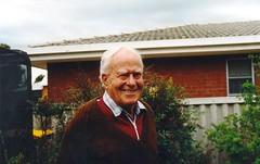 Doug Rau, Bee-keeper 1999