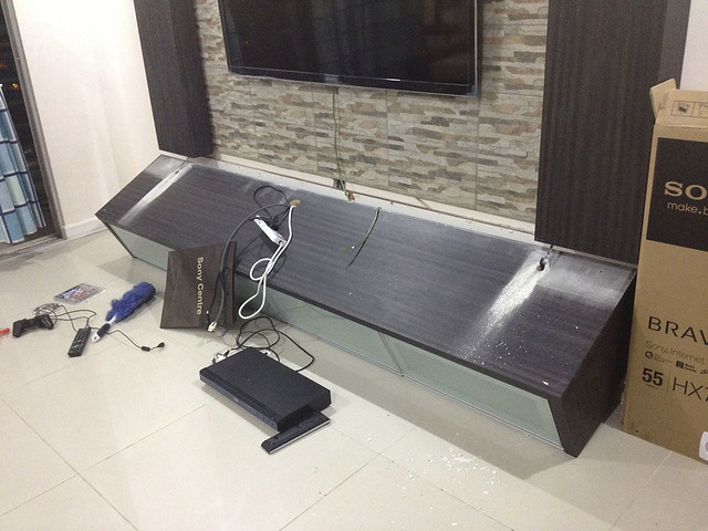 I Thought My Business With The Contractor That Did My TV Panel Has Already  Ended. Now I Need To Deal With Him Again. He Only Managed To Fetch Someone  To Fix ... Part 84