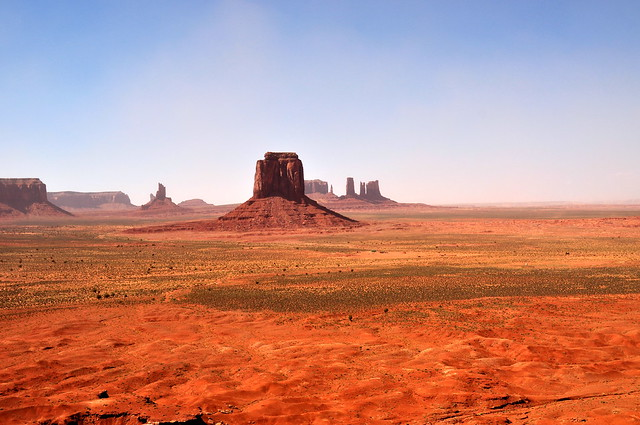 Monument Valley, Estados Unidos