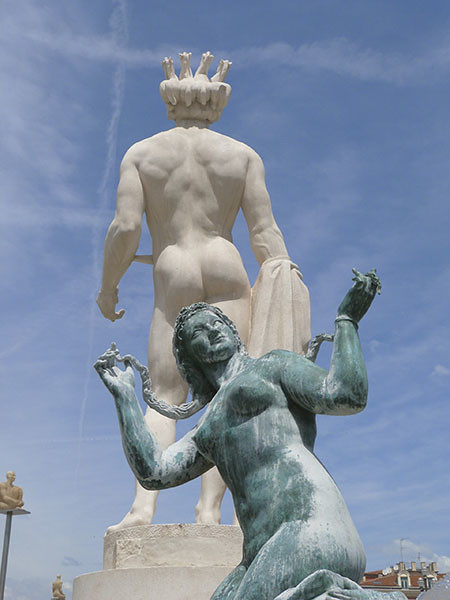 fontaine Massena 6