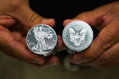 West Point Mint dies