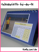 Calendarietto GIOKA