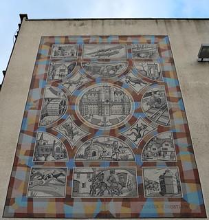Heritage Mural