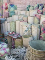 Fianarantsoa - zoma - paillasses