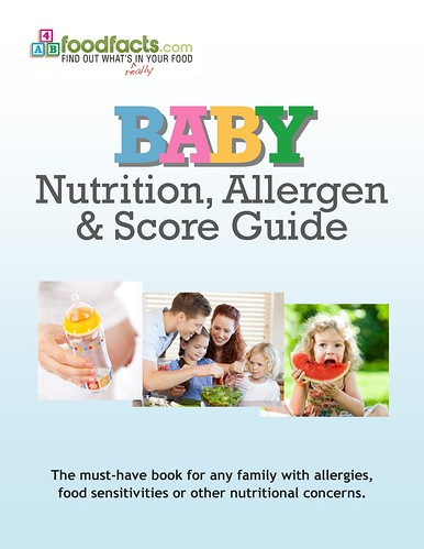 Baby Nutrition, Allergen and Score Guide