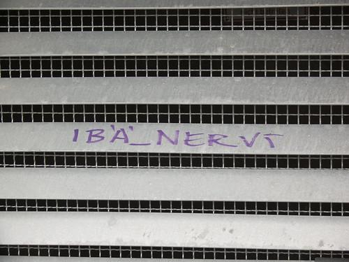 IBA nervt