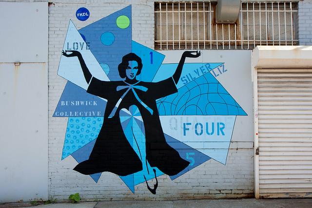 Bushwick Five Points