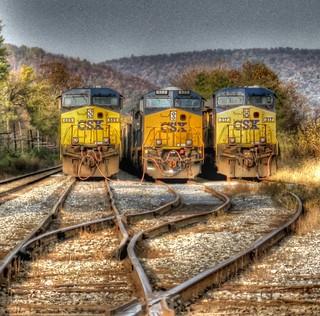 3 Engines
