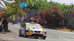 Fernando Capdevila & David Rivero - Ford Focus WRC