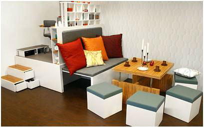 9308040648 91b6d354d8 Design Inspiration: Multifunctional Furniture