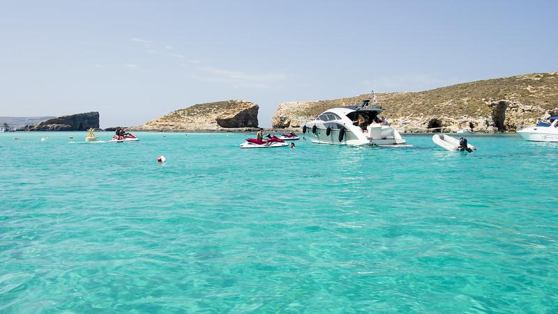 Boat Trip - Comino