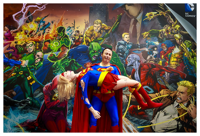 death of supergirl at ...