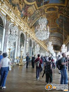 Image of Versalles. paris viajes turismo francia viajar palaciodeversalles museos