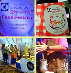 Electrolux DiscoverE Activities