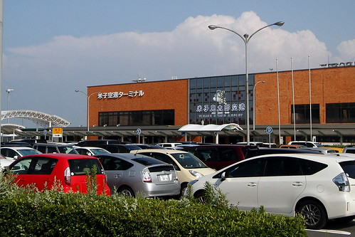 米子鬼太郎機場