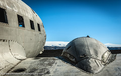 DC3 Dakota wreckage