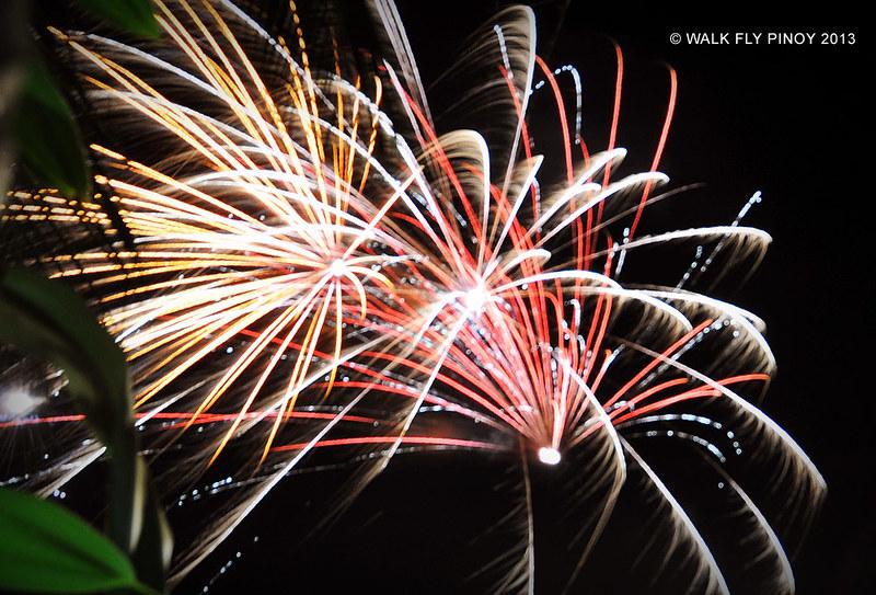 Fireworks, Takbiran, Bondowoso, Indonesia