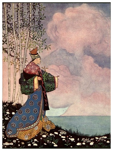 012- Aladdin and his wonderful lamp in rhyme-1920-T. Blakely Mackenzie