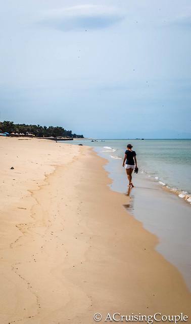 Dong Hoi Vietnam Beach