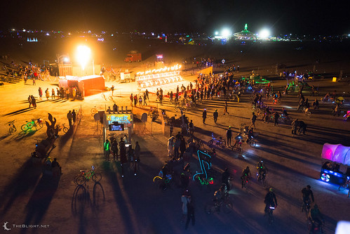 The Charcade, Burning Man 2013