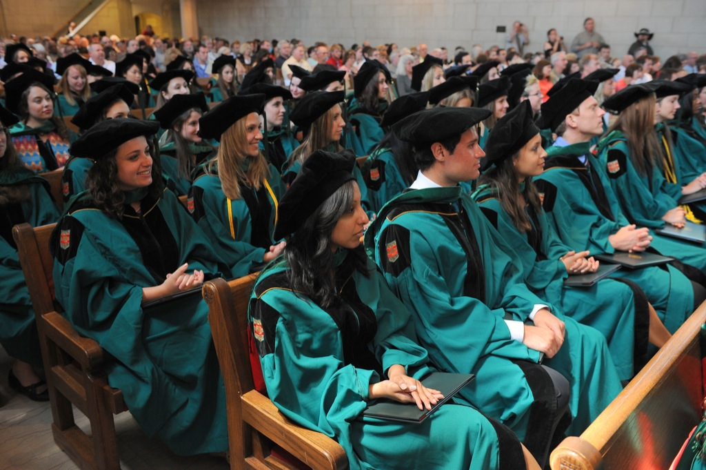 Program in Occupational Therapy 2012 Diploma Ceremony | Washington University in St. Louis