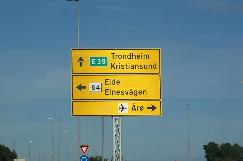 Til Trondheim