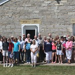 Sat, 08/03/2013 - 11:38 - Group photo of the family members who attended the 2013 Livingston-Watson Reunion